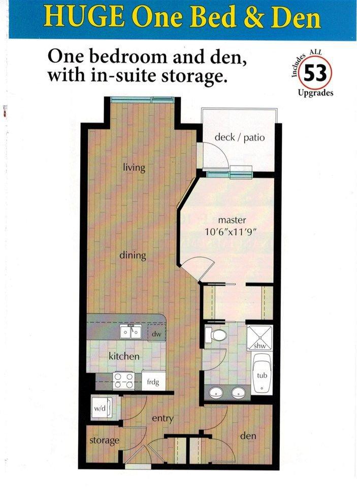 "Main Photo: 214 11887 BURNETT Street in Maple Ridge: East Central Condo for sale in ""WELLINGTON STATION"" : MLS®# R2225610"