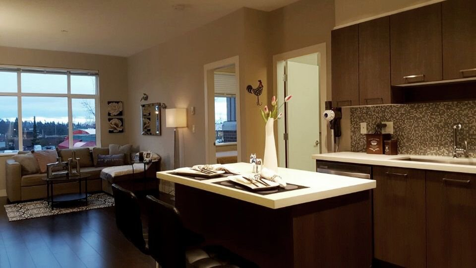 Photo 2: Photos: 2306 963 CHARLAND AVENUE in Coquitlam: Central Coquitlam Condo for sale : MLS®# R2223816