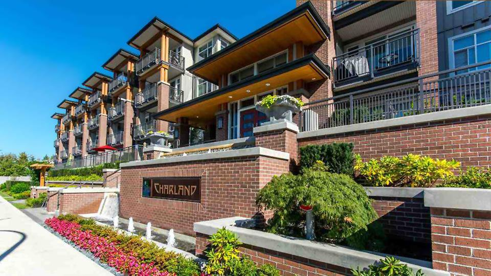 Main Photo: 2306 963 CHARLAND AVENUE in Coquitlam: Central Coquitlam Condo for sale : MLS®# R2223816