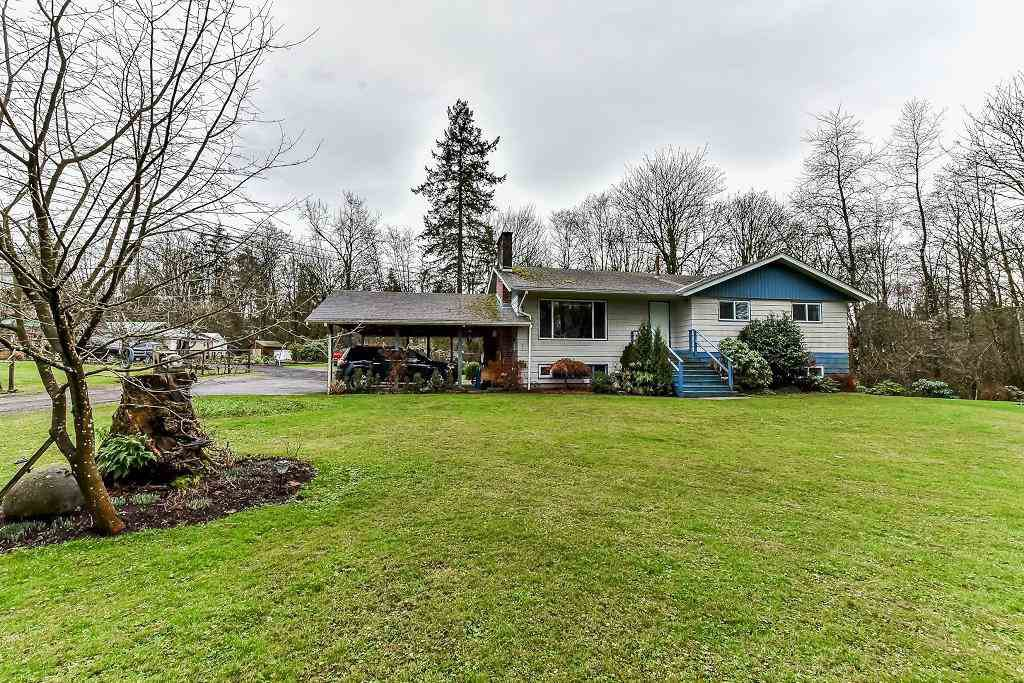 "Main Photo: 19834 80 Avenue in Langley: Willoughby Heights House for sale in ""Jericho Neighborhood Plan"" : MLS®# R2232726"