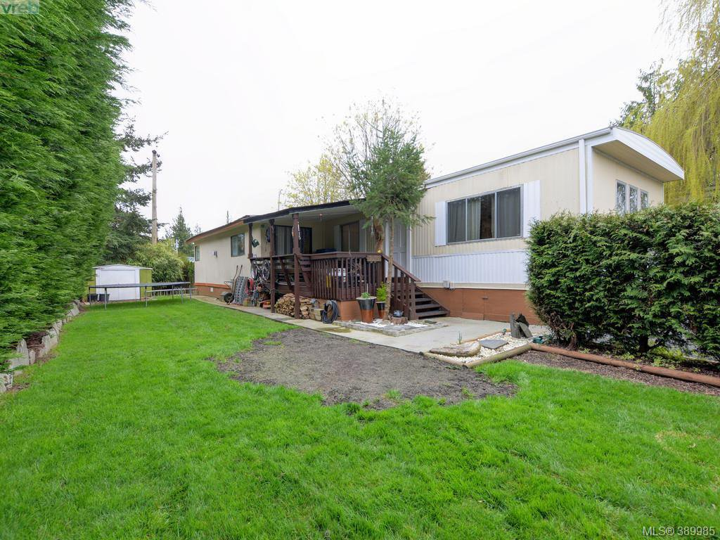 Main Photo: 31 2206 Church Rd in SOOKE: Sk Broomhill Manufactured Home for sale (Sooke)  : MLS®# 783819