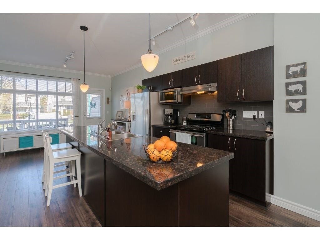 """Main Photo: 27 19480 66 Avenue in Surrey: Clayton Townhouse for sale in """"TWO BLUE II"""" (Cloverdale)  : MLS®# R2281348"""