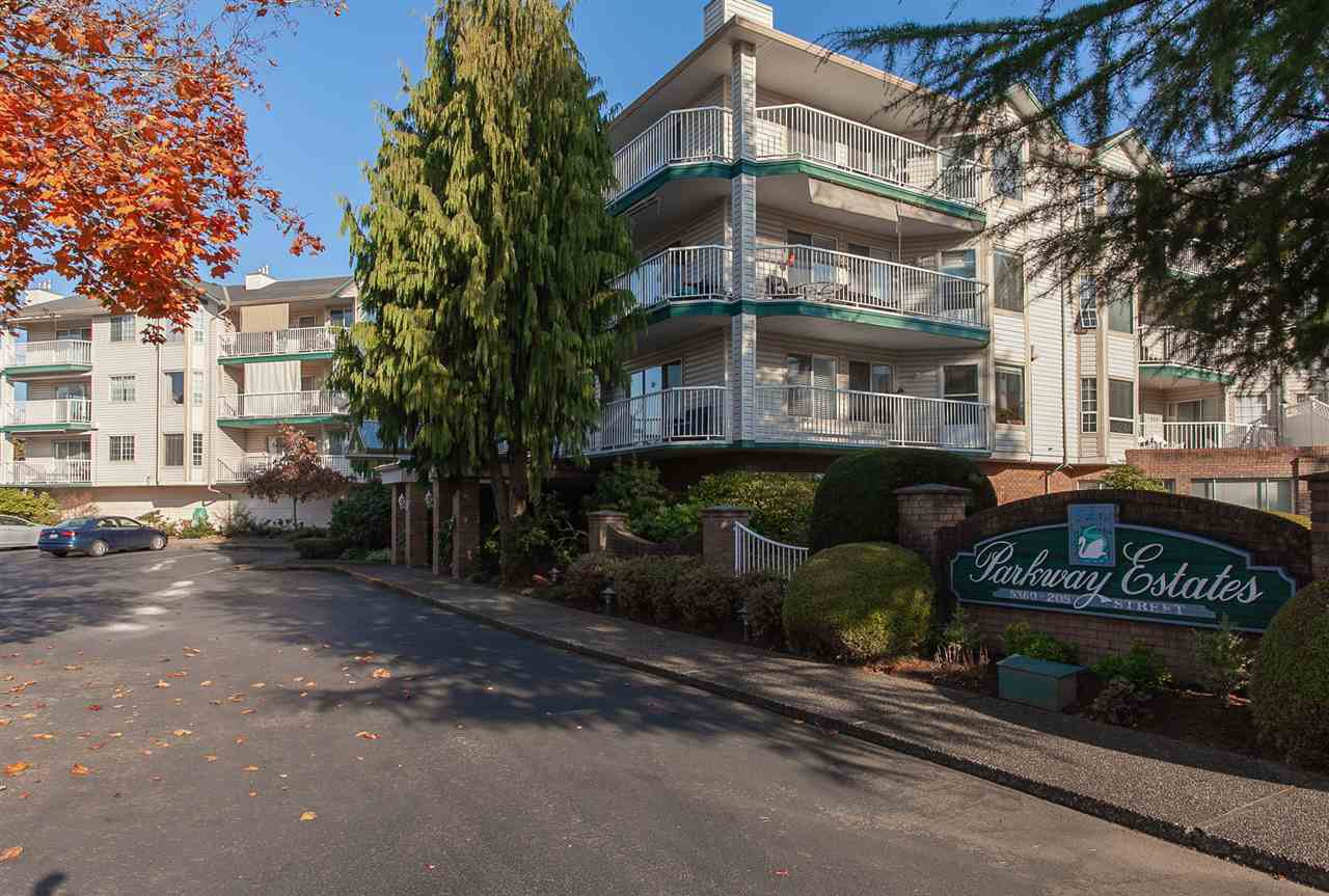 """Main Photo: 315 5360 205 Street in Langley: Langley City Condo for sale in """"Parkway Estates"""" : MLS®# R2317494"""