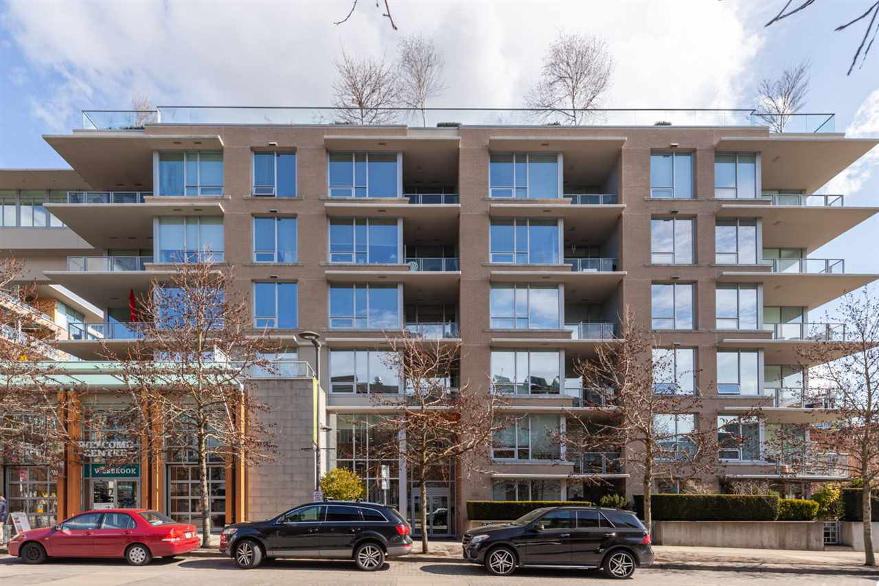 "Main Photo: 502 3382 WESBROOK Mall in Vancouver: University VW Condo for sale in ""TAPESTRY AT WESTBROOK VILLAGE"" (Vancouver West)  : MLS®# R2351913"