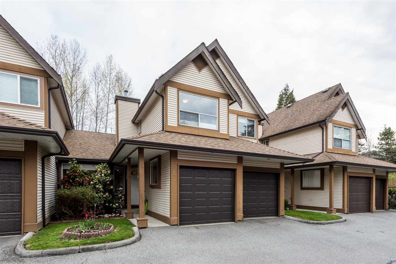 """Photo 2: Photos: 2 23151 HANEY Bypass in Maple Ridge: East Central Townhouse for sale in """"Steonhouse Estates"""" : MLS®# R2357508"""