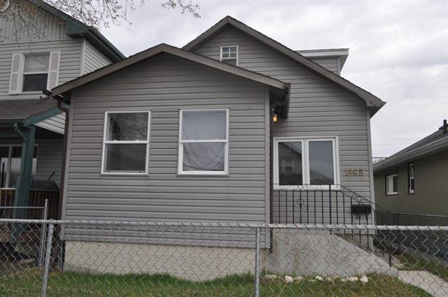 Main Photo: 1865 Alexander Avenue in Winnipeg: Brooklands Residential for sale (5D)  : MLS®# 1910621