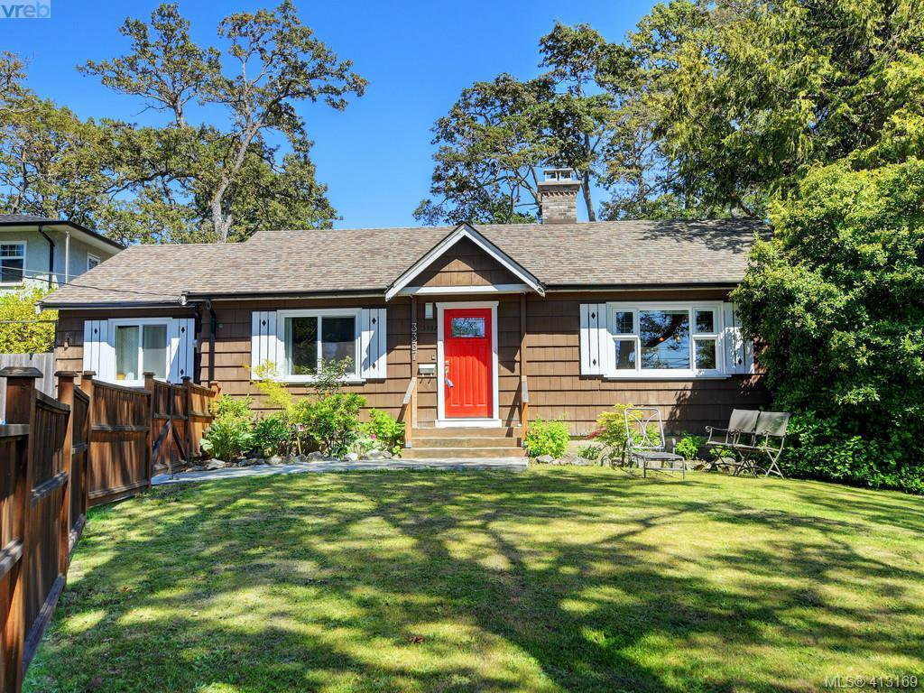 Main Photo: 3337 Richmond Rd in VICTORIA: SE Mt Tolmie Single Family Detached for sale (Saanich East)  : MLS®# 819267