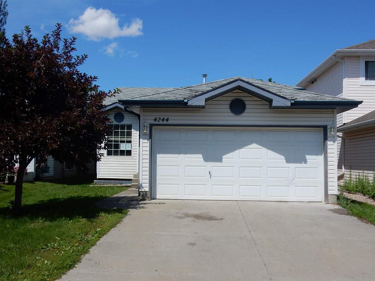 Main Photo: 4244 37B Avenue in Edmonton: Zone 29 House for sale : MLS®# E4172211