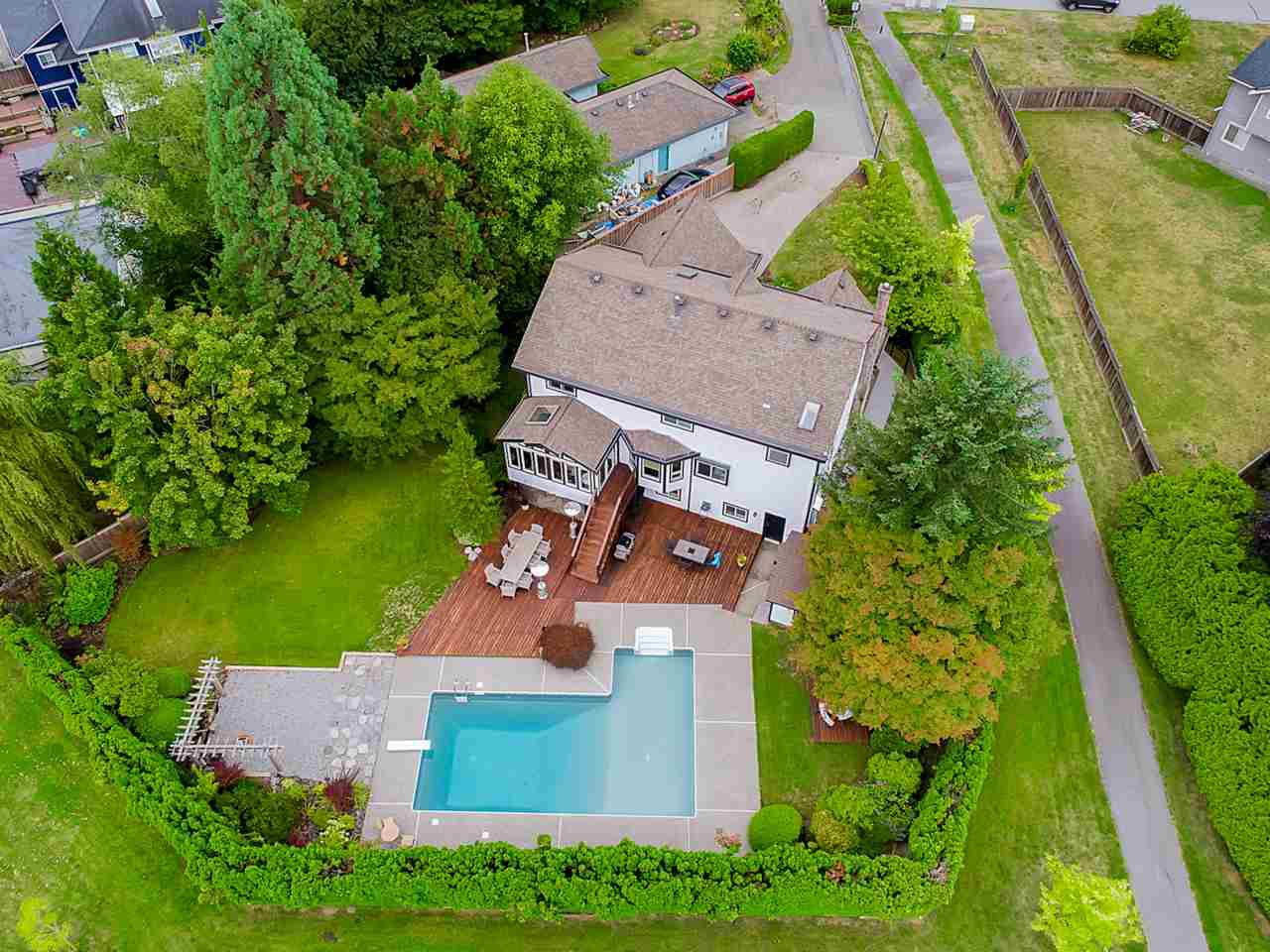 """Main Photo: 7494 150A Street in Surrey: East Newton House for sale in """"CHIMNEY HILL"""" : MLS®# R2403775"""