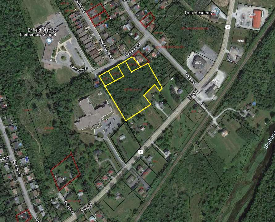Main Photo: Lot RL-1A-1-5 Catherine Street in Enfield: 105-East Hants/Colchester West Vacant Land for sale (Halifax-Dartmouth)  : MLS®# 201926120