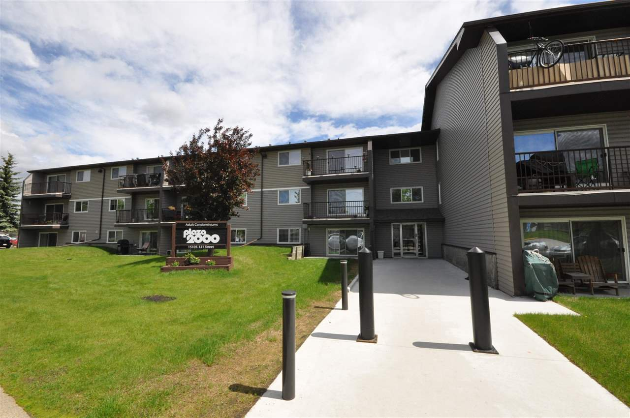 Main Photo: 102 15105 121 Street in Edmonton: Zone 27 Condo for sale : MLS®# E4201563