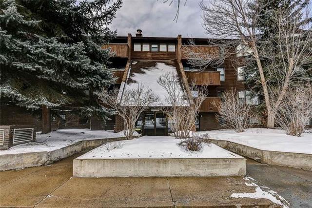 Main Photo: 204 8403 Fairmount SE in Calgary: Acadia Apartment for sale : MLS®# C4302041