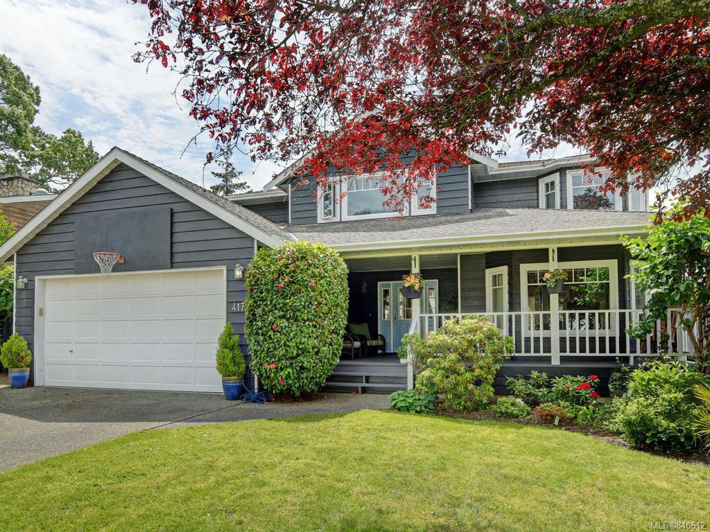 Main Photo: 4178 Thornhill Cres in Saanich: SE Lambrick Park House for sale (Saanich East)  : MLS®# 840612
