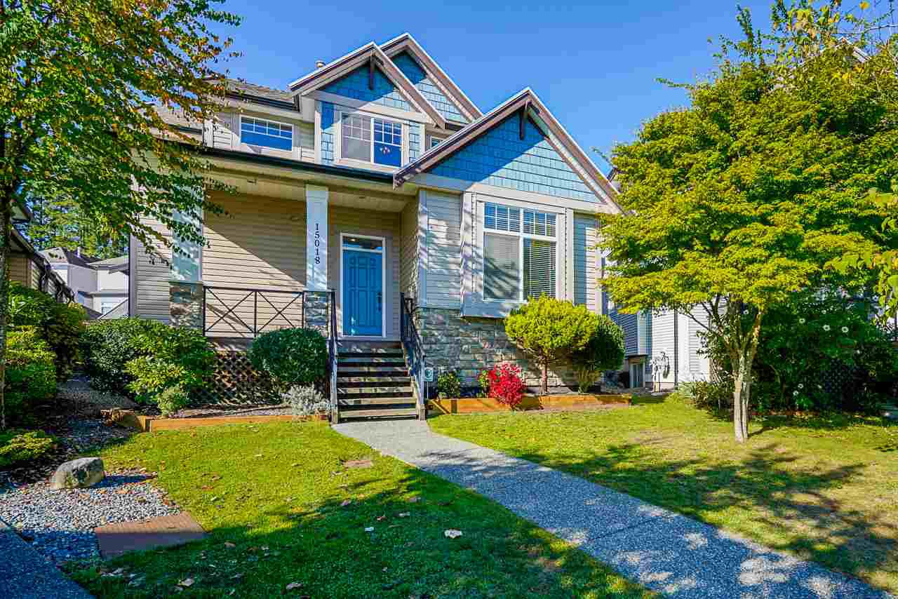 Main Photo: 15018 61B Avenue in Surrey: Sullivan Station House for sale : MLS®# R2503440