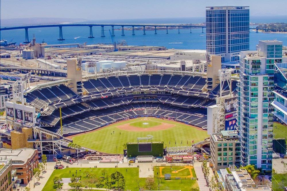 Main Photo: Condo for rent : 3 bedrooms : 800 The Mark Lane #3101 in San Diego