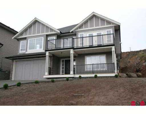 Main Photo: 45977 WEEDEN DR in CHILLIWACK: Promontory House for rent (Sardis)