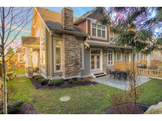Main Photo: 8 2456 163RD Street in Surrey: Grandview Surrey Townhouse for sale (South Surrey White Rock)  : MLS®# F1401180