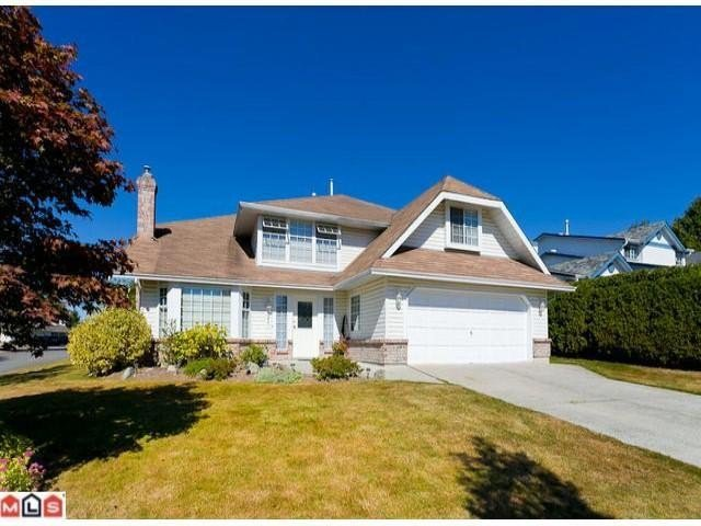 Main Photo: 16953 58A AV in : Cloverdale BC House for sale : MLS®# F1222437