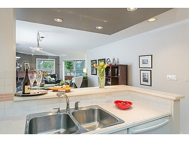 """Photo 8: Photos: 506 1500 OSTLER Court in North Vancouver: Indian River Condo for sale in """"MOUNTAIN TERRACE"""" : MLS®# V1103932"""
