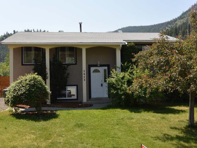 Main Photo: 5653 NORLAND DRIVE in : Barnhartvale House for sale (Kamloops)  : MLS®# 128900