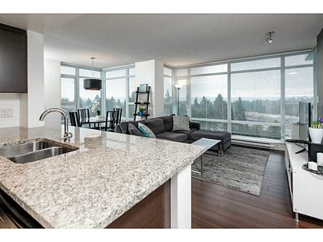 Main Photo: # 901 555 DELESTRE AV in : Coquitlam West Condo for sale : MLS®# V1101910