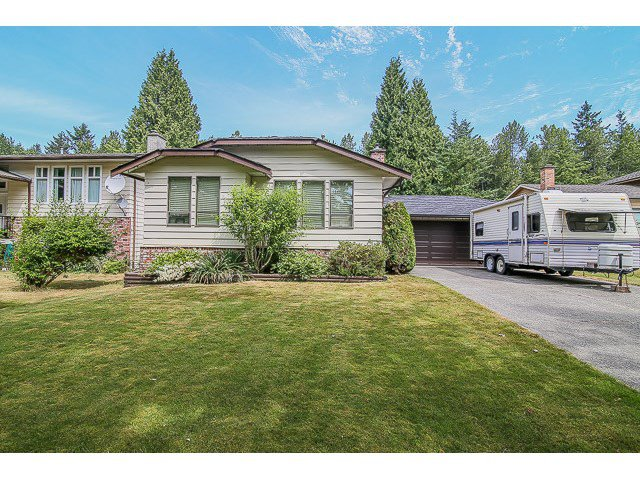 Main Photo: 14495 91B Avenue in Surrey: Bear Creek Green Timbers House for sale : MLS®# F1445618