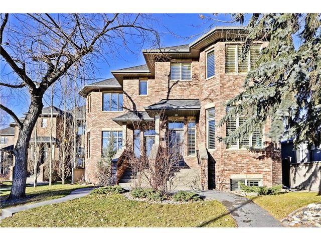 Main Photo: 2626 1 Avenue NW in Calgary: West Hillhurst House for sale : MLS®# C4039407