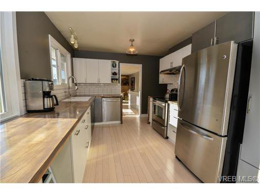 Main Photo: 540 Treanor Ave in VICTORIA: La Thetis Heights Single Family Detached for sale (Langford)  : MLS®# 718549