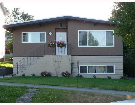 Main Photo: 519 KELLY STREET in : Sapperton House for sale : MLS®# V778805
