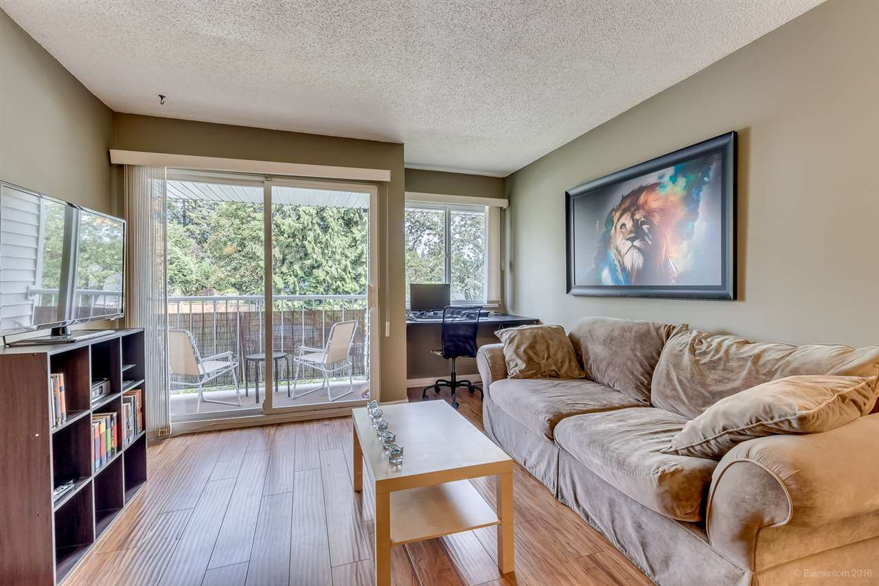 "Main Photo: 209 555 NORTH Road in Coquitlam: Coquitlam West Condo for sale in ""DOLPHIN COURT"" : MLS®# R2083411"