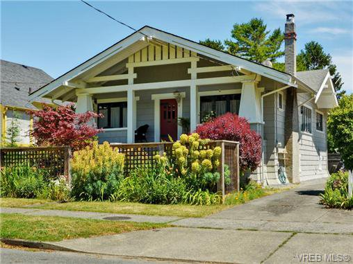 Main Photo: 345 LINDEN Ave in VICTORIA: Vi Fairfield West Single Family Detached for sale (Victoria)  : MLS®# 735323
