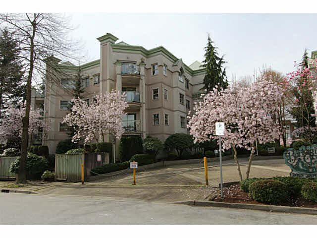 Main Photo: 310A 2615 JANE STREET: Central Pt Coquitlam Home for sale ()  : MLS®# V1139009