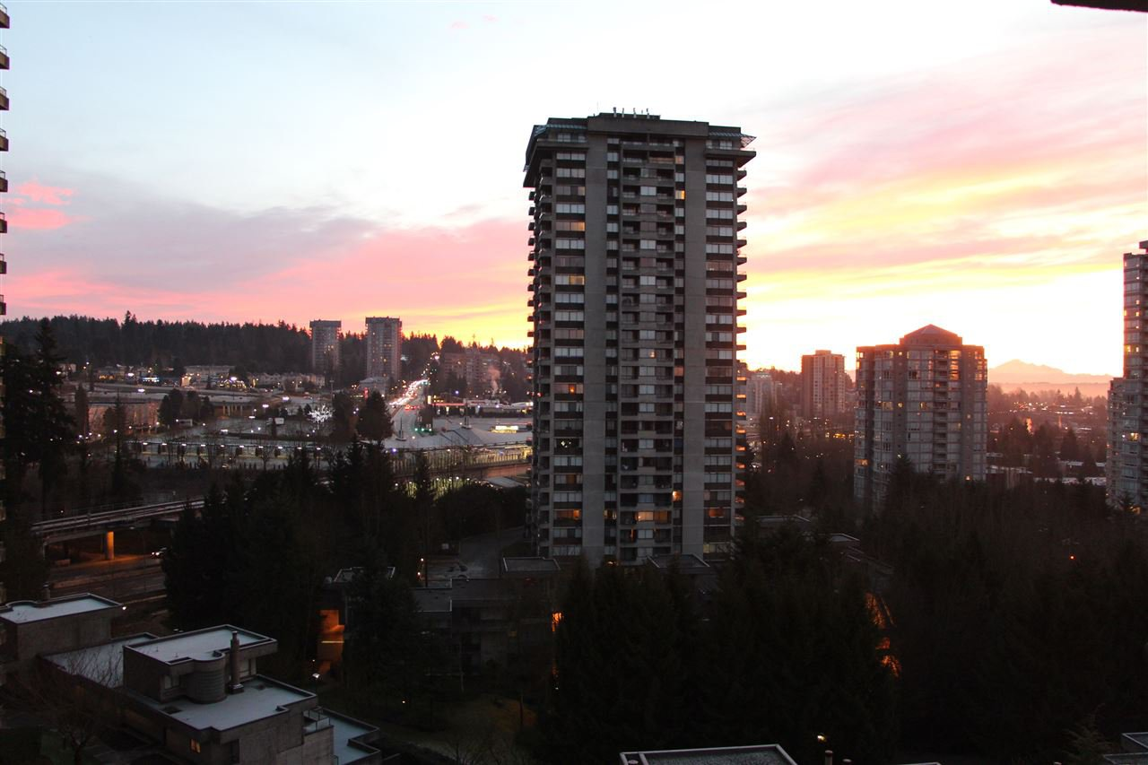 """Main Photo: 807 3980 CARRIGAN Court in Burnaby: Government Road Condo for sale in """"DISCOVERY PLACE"""" (Burnaby North)  : MLS®# R2116159"""