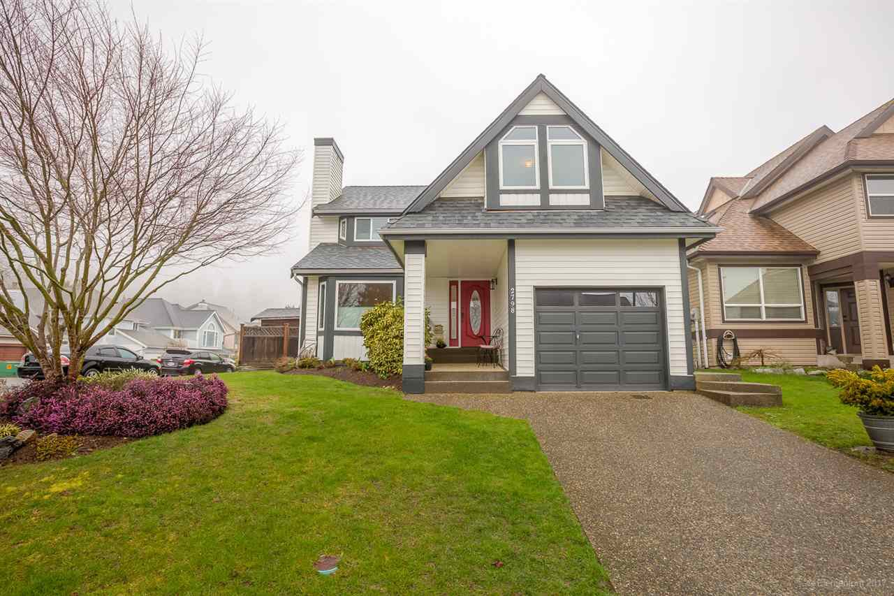 Main Photo: 2798 GOLDSTREAM Crescent in Coquitlam: Coquitlam East House for sale : MLS®# R2150604
