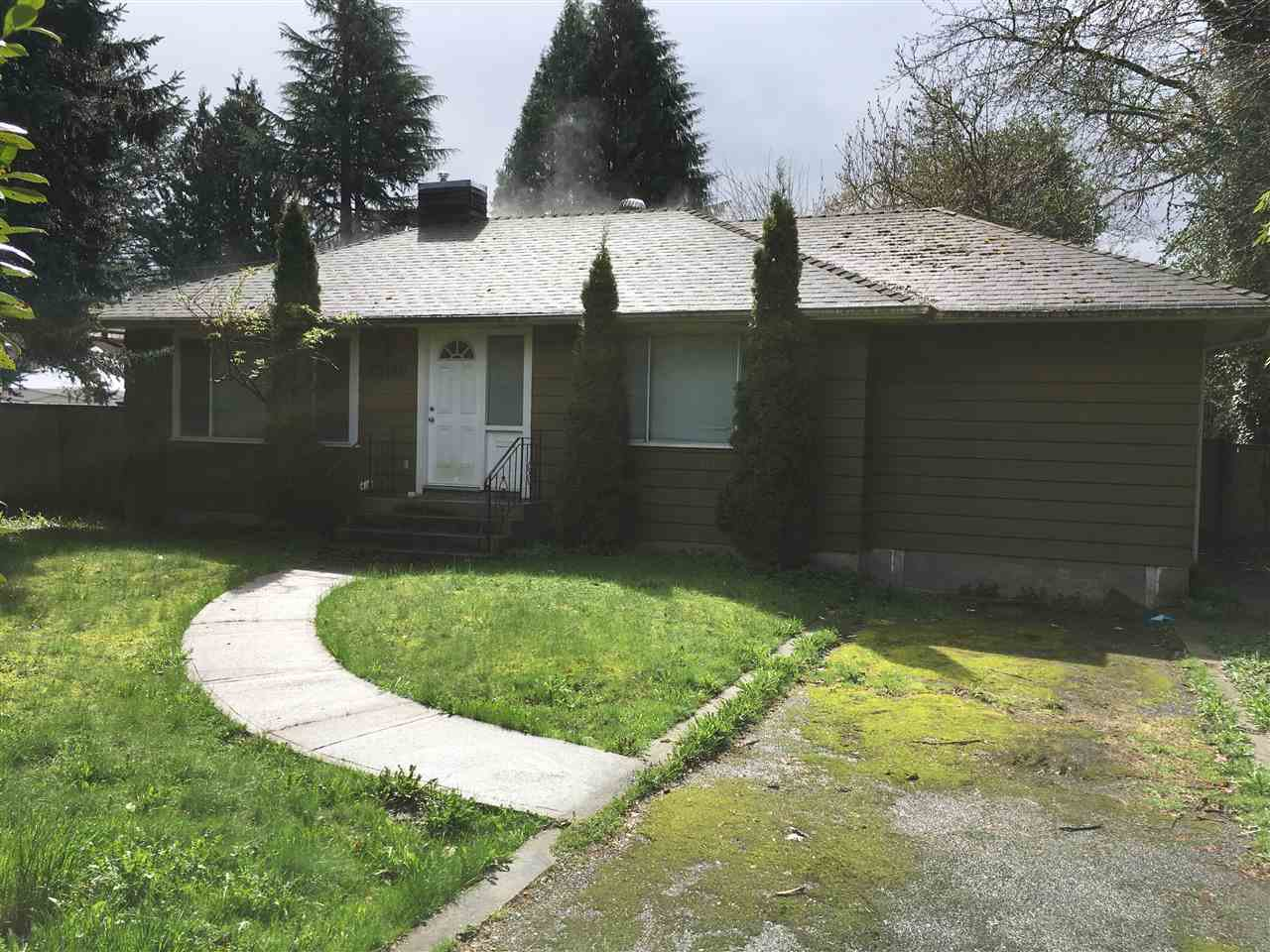 Main Photo: 22146 LOUGHEED Highway in Maple Ridge: West Central Land for sale : MLS®# R2154896
