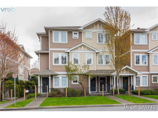 Main Photo: 201 2695 Deville Rd in VICTORIA: La Langford Proper Row/Townhouse for sale (Langford)  : MLS®# 756387
