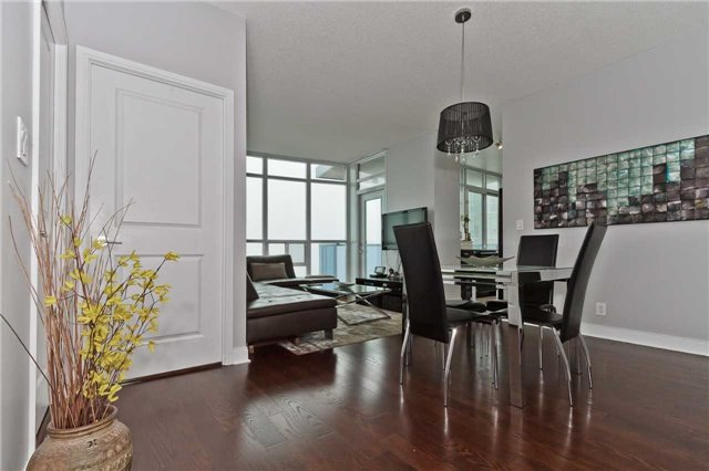 Photo 4: Photos: 2503 80 Absolute Avenue in Mississauga: City Centre Condo for sale : MLS®# W3783934