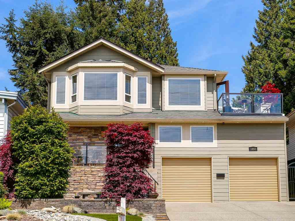 "Main Photo: 1853 HARBOUR Street in Port Coquitlam: Citadel PQ House for sale in ""CITADEL"" : MLS®# R2168768"