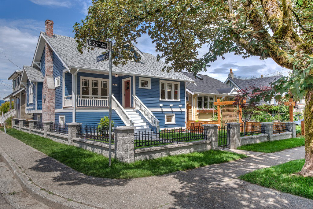 Main Photo: 1677 E 22ND AVENUE in Vancouver: Victoria VE House for sale (Vancouver East)  : MLS®# R2147820