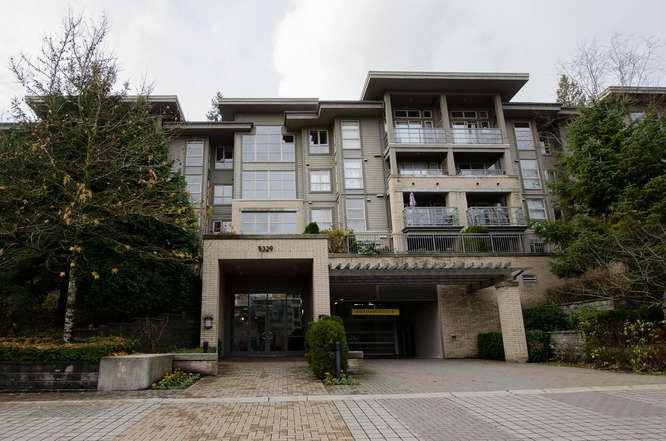 "Main Photo: 402 9329 UNIVERSITY Crescent in Burnaby: Simon Fraser Univer. Condo for sale in ""Harmony"" (Burnaby North)  : MLS®# R2226382"