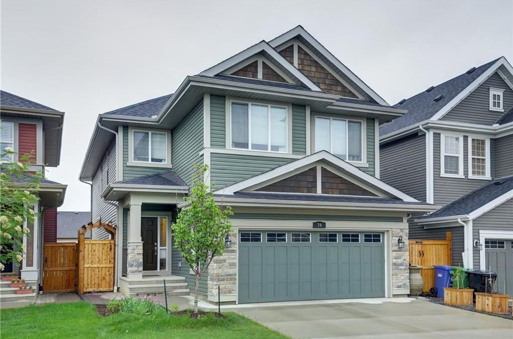 Main Photo: 74 Evansfield Park NW in Calgary: Evanston House for sale : MLS®# C4187281