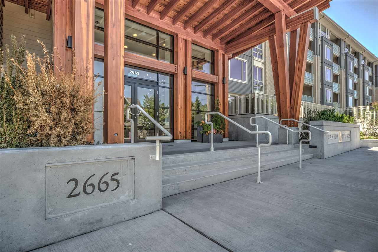 """Main Photo: 309 2665 MOUNTAIN Highway in North Vancouver: Lynn Valley Condo for sale in """"Canyon Springs"""" : MLS®# R2279350"""