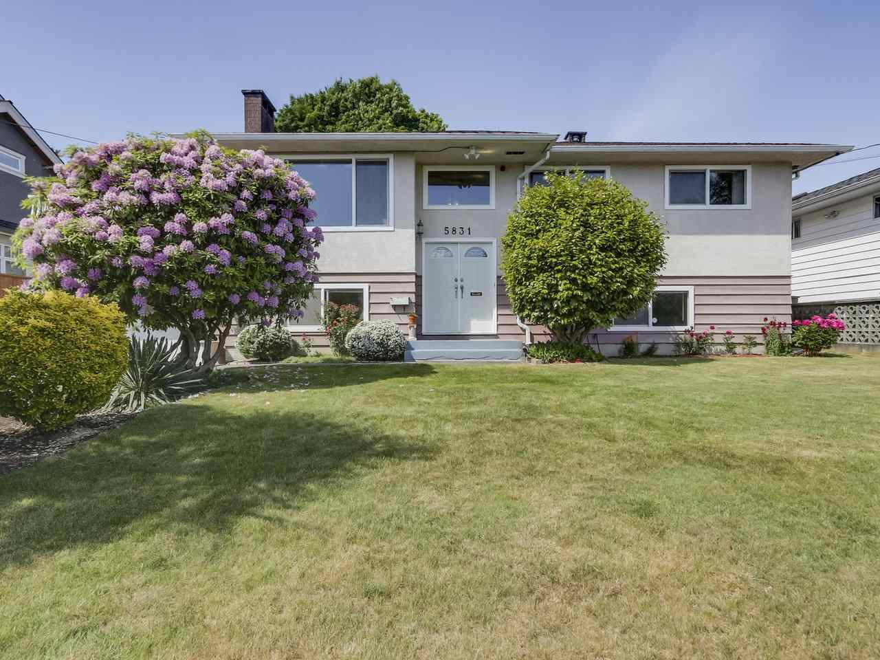 Main Photo: 5831 WINCH Street in Burnaby: Parkcrest House for sale (Burnaby North)  : MLS®# R2288933