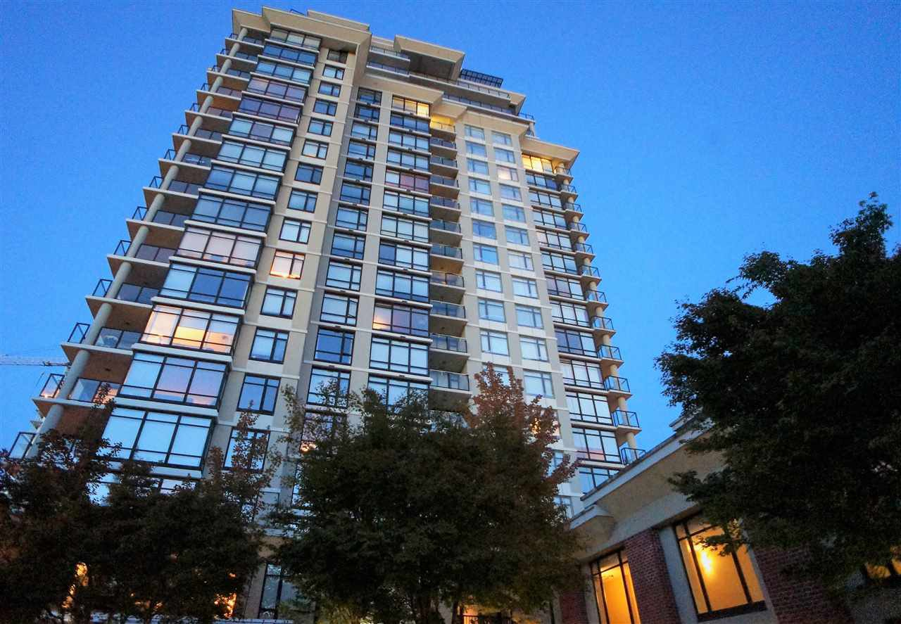 """Main Photo: 1508 610 VICTORIA Street in New Westminster: Downtown NW Condo for sale in """"THE POINT"""" : MLS®# R2316746"""