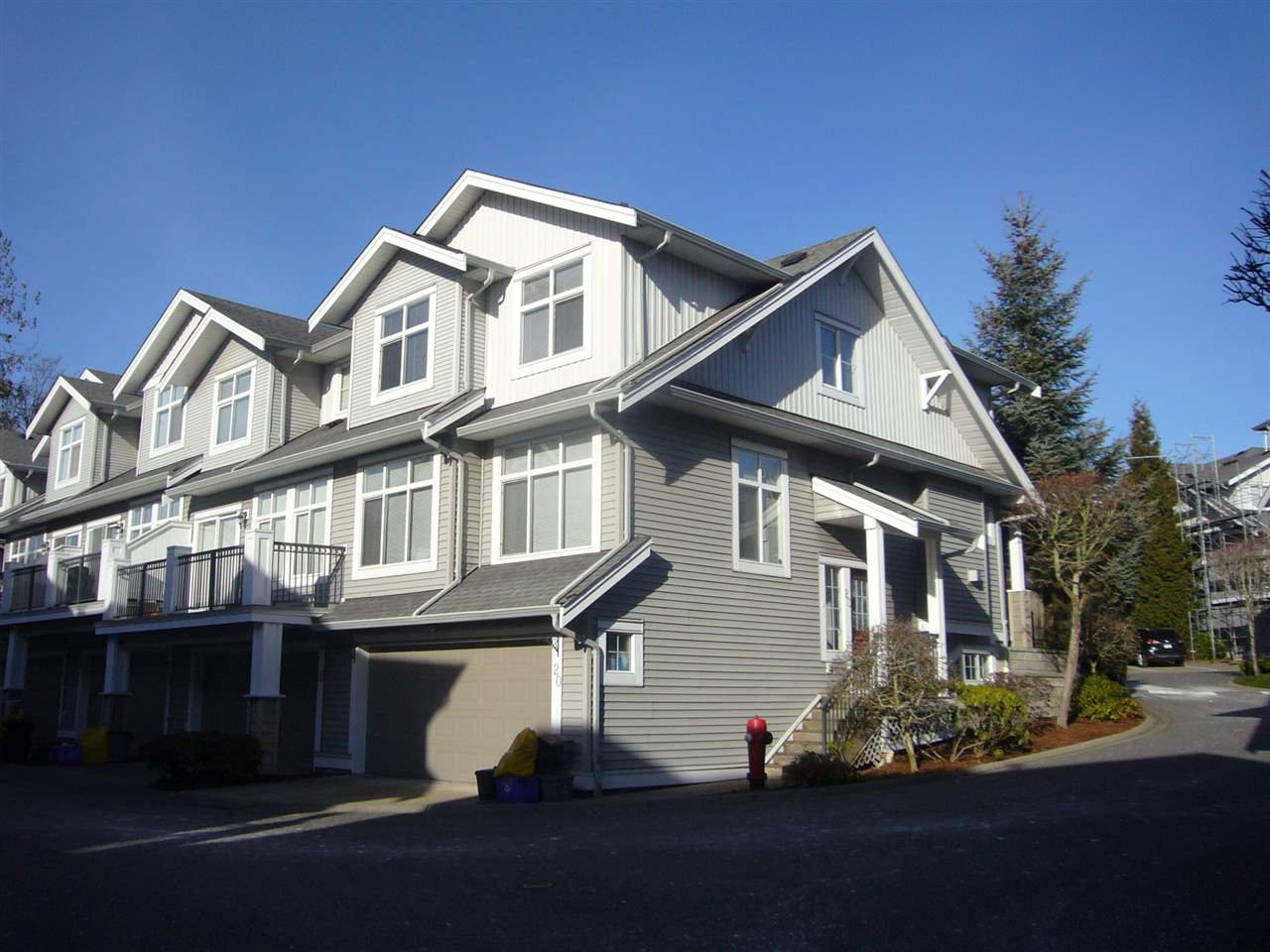 "Main Photo: 20 20449 66 Avenue in Langley: Willoughby Heights Townhouse for sale in ""Natures Landing"" : MLS®# R2335937"