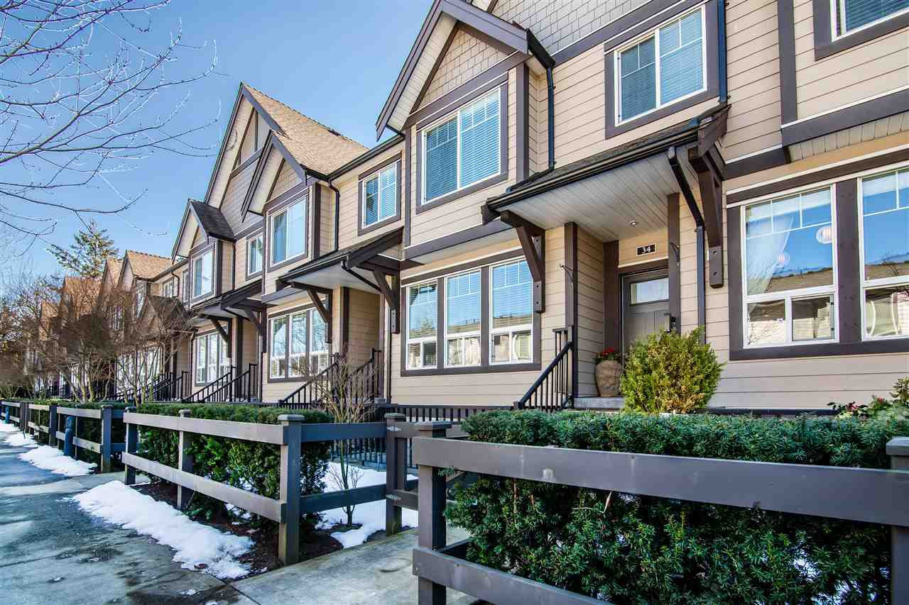 """Photo 19: Photos: 34 14877 60 Avenue in Surrey: Sullivan Station Townhouse for sale in """"Lumina"""" : MLS®# R2348952"""
