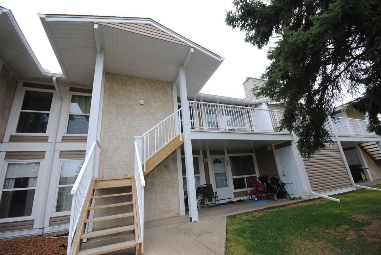 Main Photo: 82 2204 118 Street in Edmonton: Zone 16 Carriage for sale : MLS®# E4160287