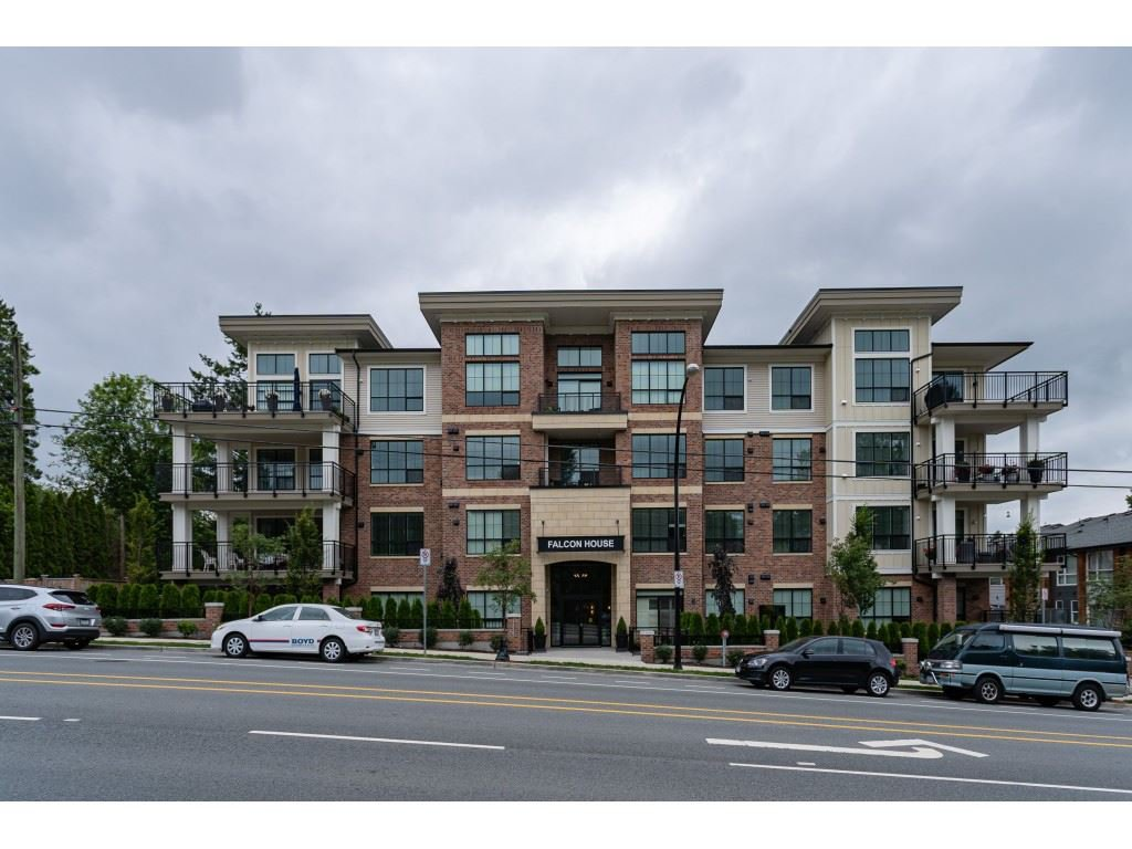 Main Photo: 310 12367 224 Street in Maple Ridge: West Central Condo for sale : MLS®# R2387104