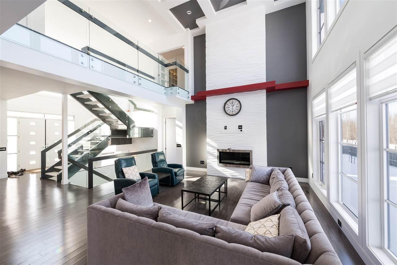 Main Photo: 3010 WATSON Landing in Edmonton: Zone 56 House for sale : MLS®# E4173115