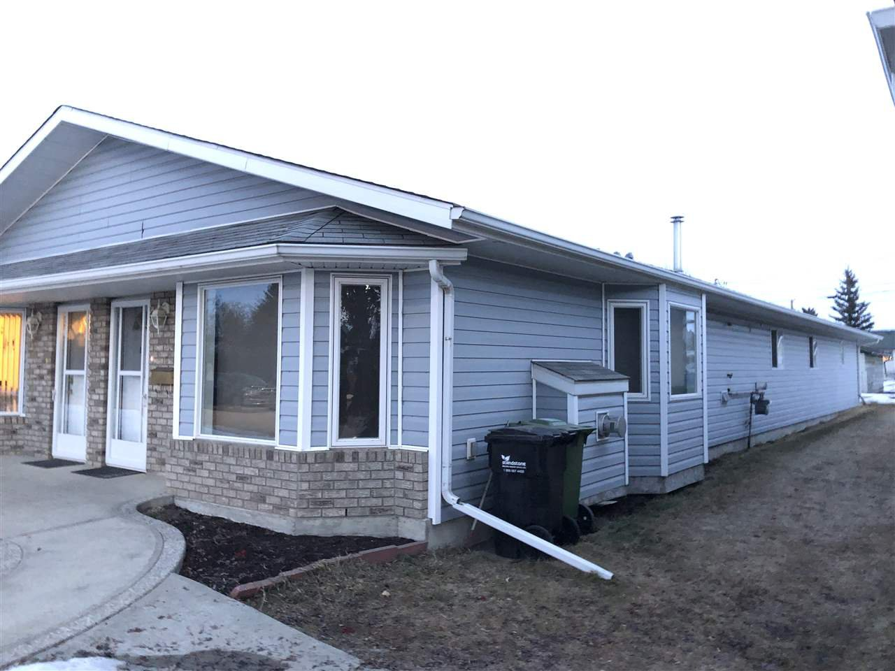 Main Photo: : Westlock House Half Duplex for sale : MLS®# E4194636
